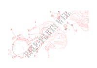 CARTER EMBRAYAGE pour Ducati 749 S 2006