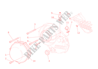 CARTER EMBRAYAGE pour Ducati 998 S 2002