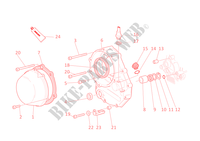 CARTER EMBRAYAGE pour Ducati ST4 2001