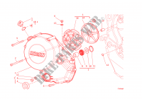CARTER EMBRAYAGE pour Ducati Monster 1200  2016