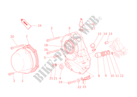 CARTER EMBRAYAGE pour Ducati Monster S4R 2003