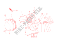 CARTER EMBRAYAGE pour Ducati Monster S4 2002