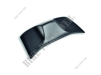COVER HANDS FREE CARBONE - MS-Ducati