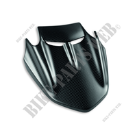 COVER INSTRUMENTATION CARBONE  - DVL-Ducati