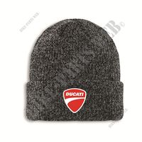 BONNET DUCATI CABLED KNIT NEW ERA-Ducati